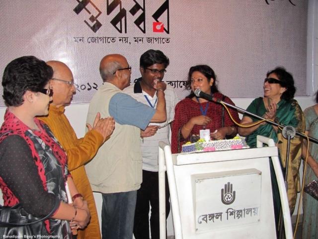 Shuddhashar reunion 2012-2