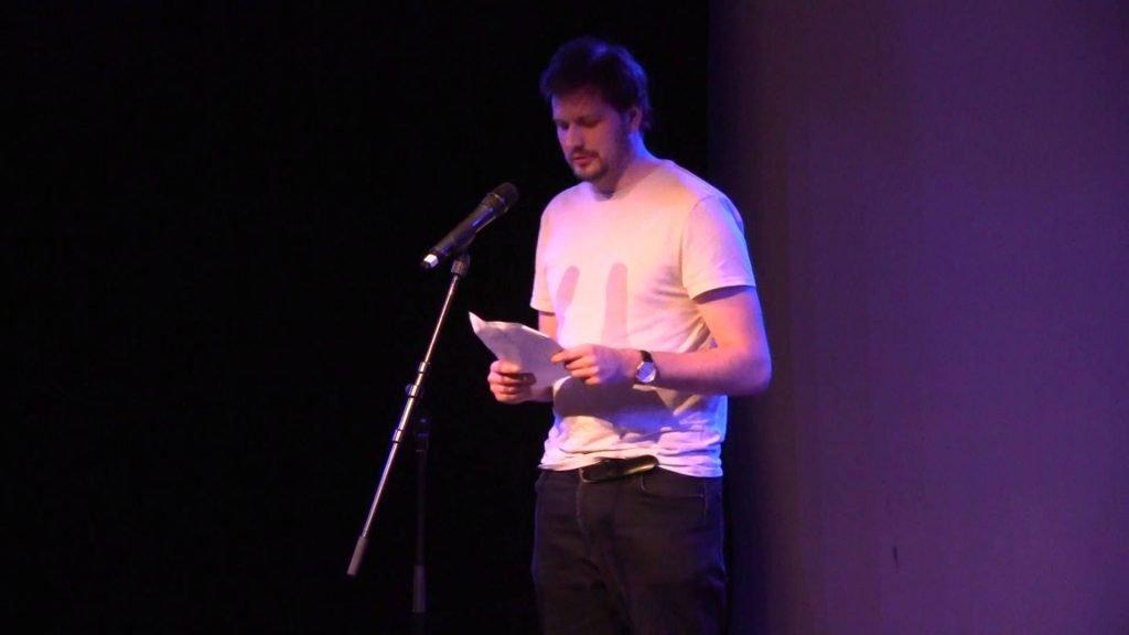 English PEN Modern Literature Festival - Dave Spittle on Ahmedur Rashid Chowdhury
