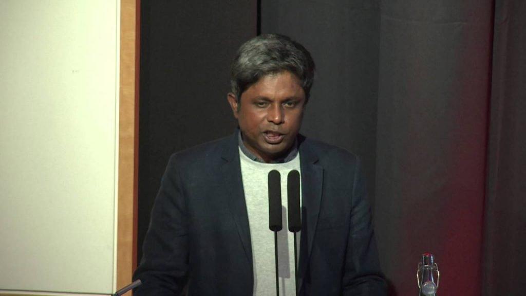 Tutul PEN Pinter Prize acceptance speech