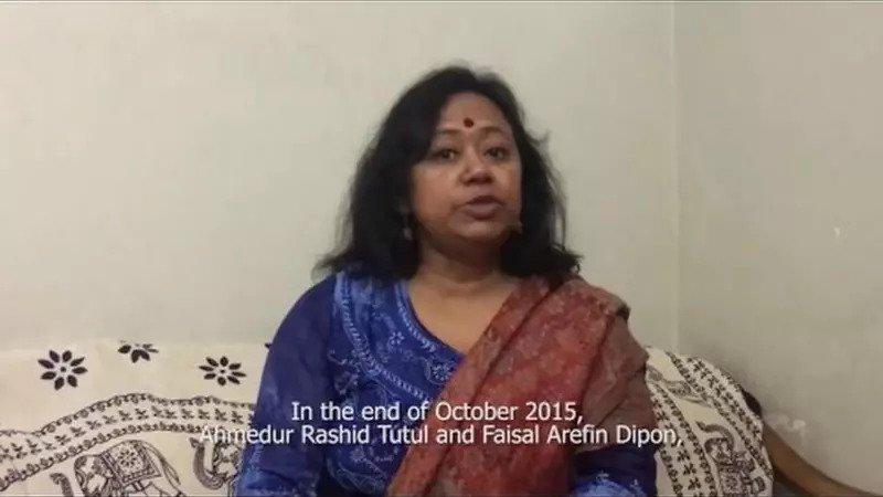 Shuddhashar & Tutul by Taslima Miji