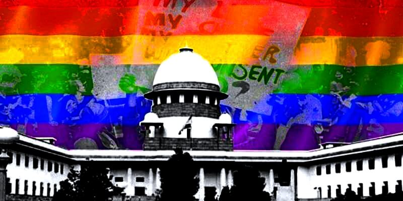 India decriminalized homosexuality