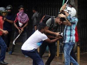 How safe are journalists in Bangladesh?