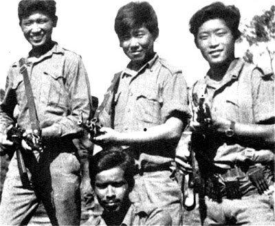 Phantom Warriors of Chittagong
