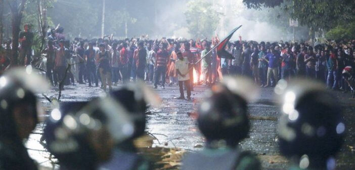 How Authoritarianism Came (Back) to Bangladesh